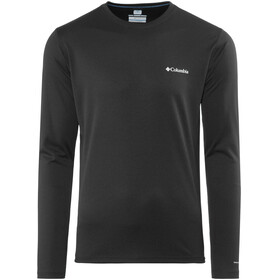 Columbia M's Zero Rules LS Shirt black